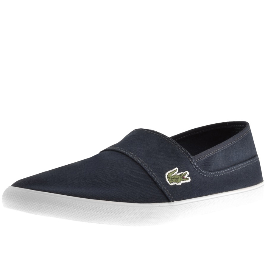Main Product Image for Lacoste Marice Plimsoll Blue