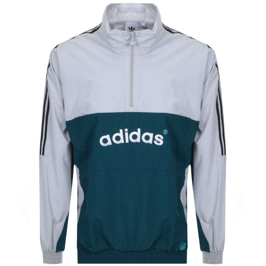 adidas Originals 90s ARC Track Jacket Grey | Mainline