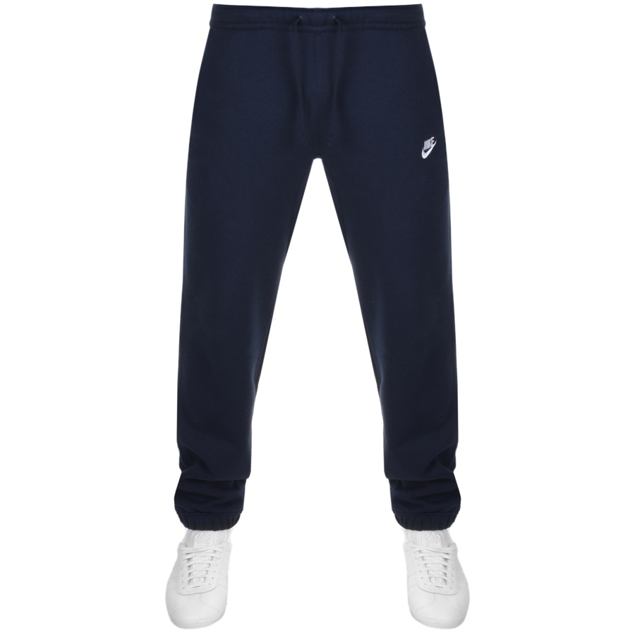 fe3f187f33a0 Product Image for Nike Club Jogging Bottoms Navy