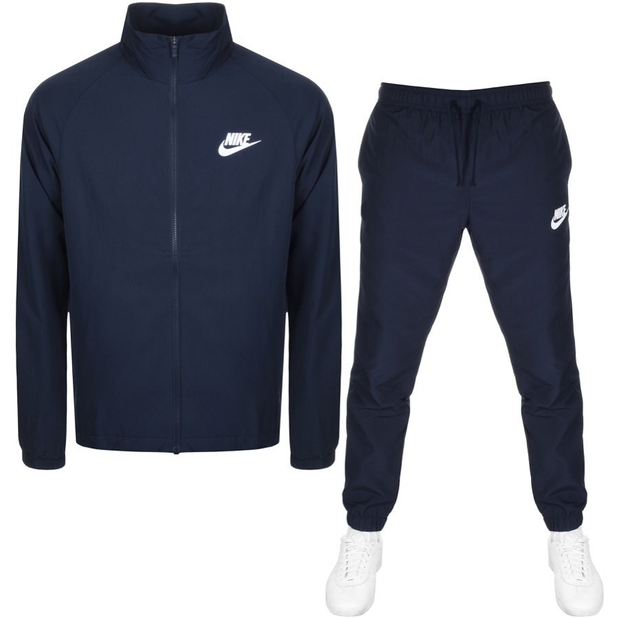 Main Product Image for Nike Basic Tracksuit Navy