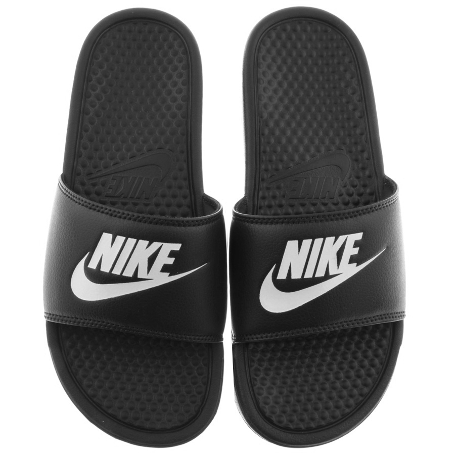 Nike Benassi JDI Sliders Black