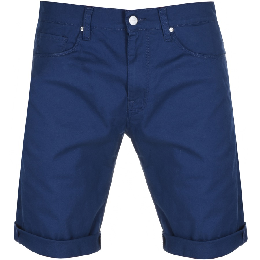 Carhartt Swell Shorts Blue