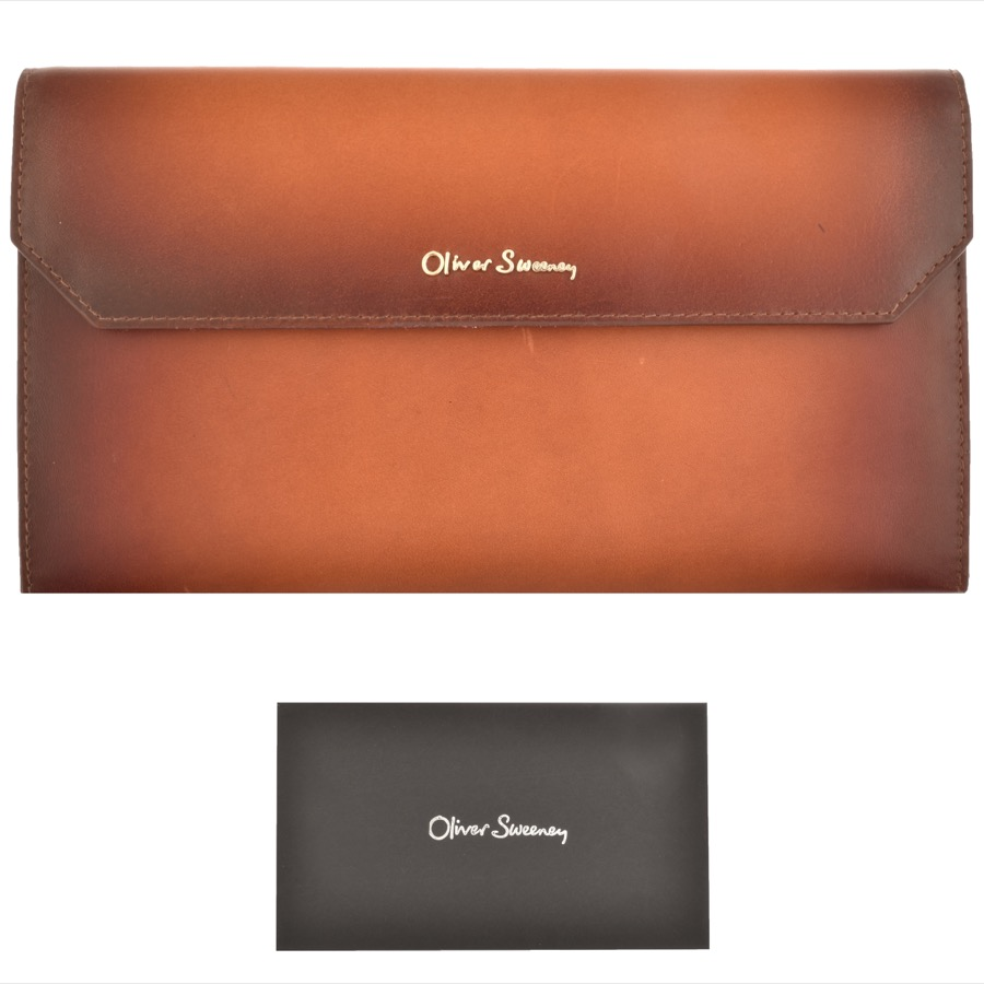 9f8fe79eb92 Product Image for Oliver Sweeney Purtington Travel Wallet Brown