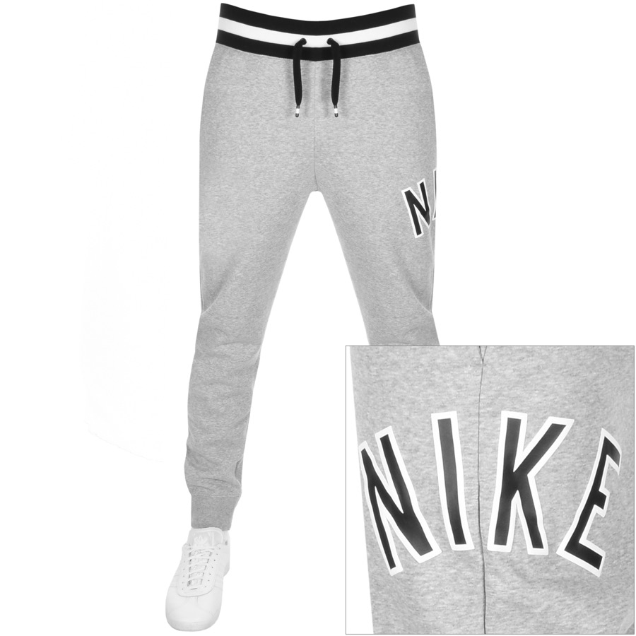 a0344ff67709 Product Image for Nike Air Logo Jogging Bottoms Grey