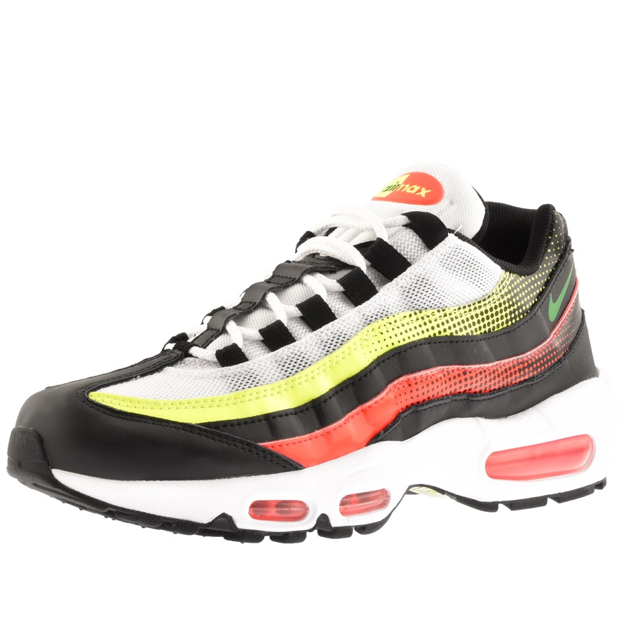 Main Product Image for Nike Air Max 95 Essential Trainers Black
