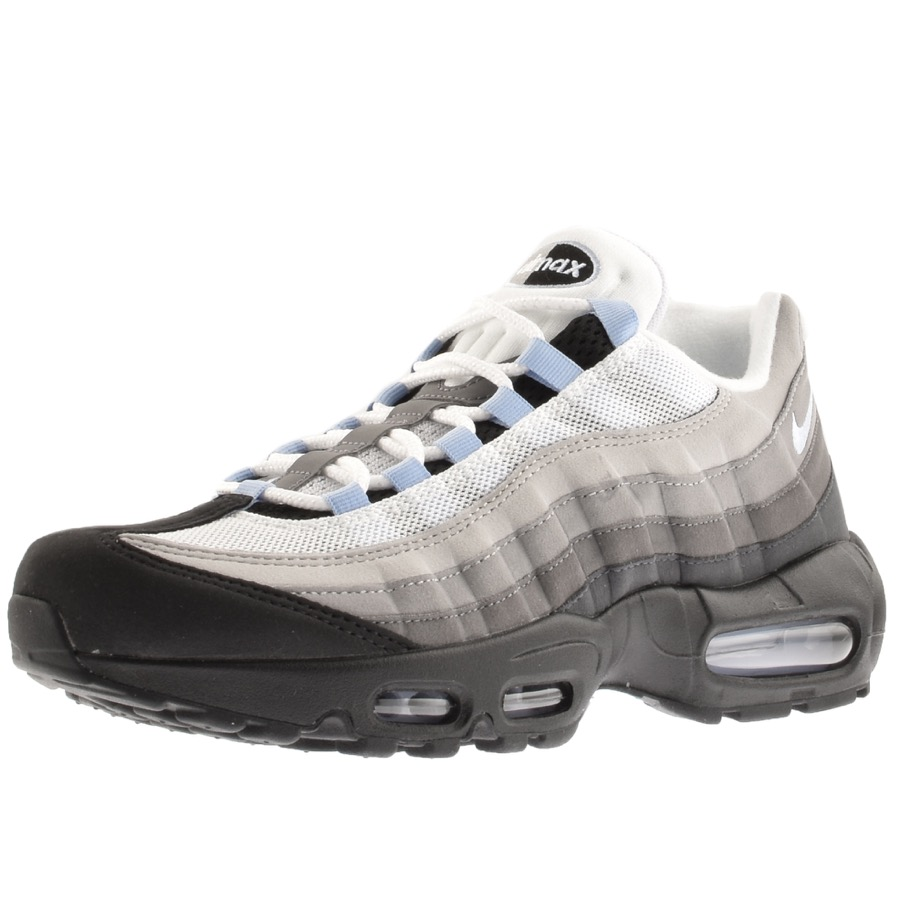 new concept 05a77 405aa Nike Air Max 95 Trainers Grey | Mainline Menswear