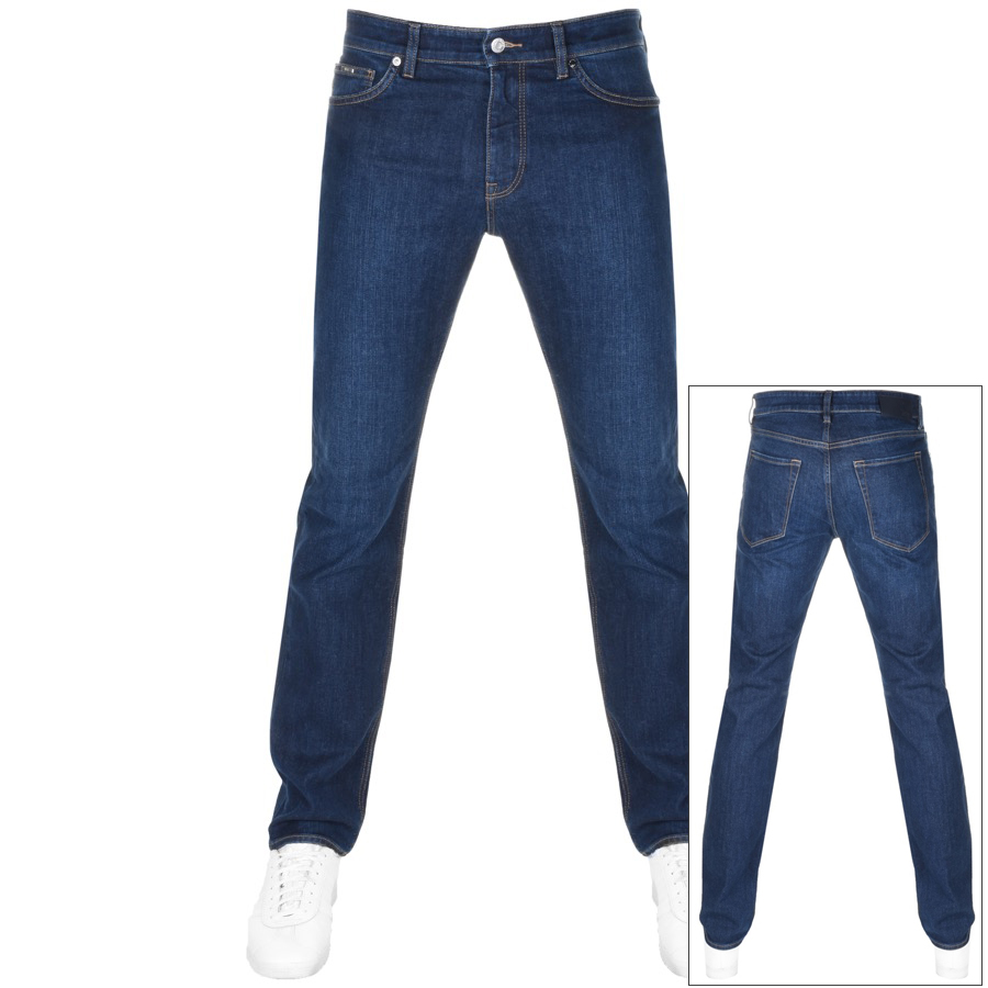 Main Product Image for BOSS HUGO BOSS Maine 3 Jeans Blue