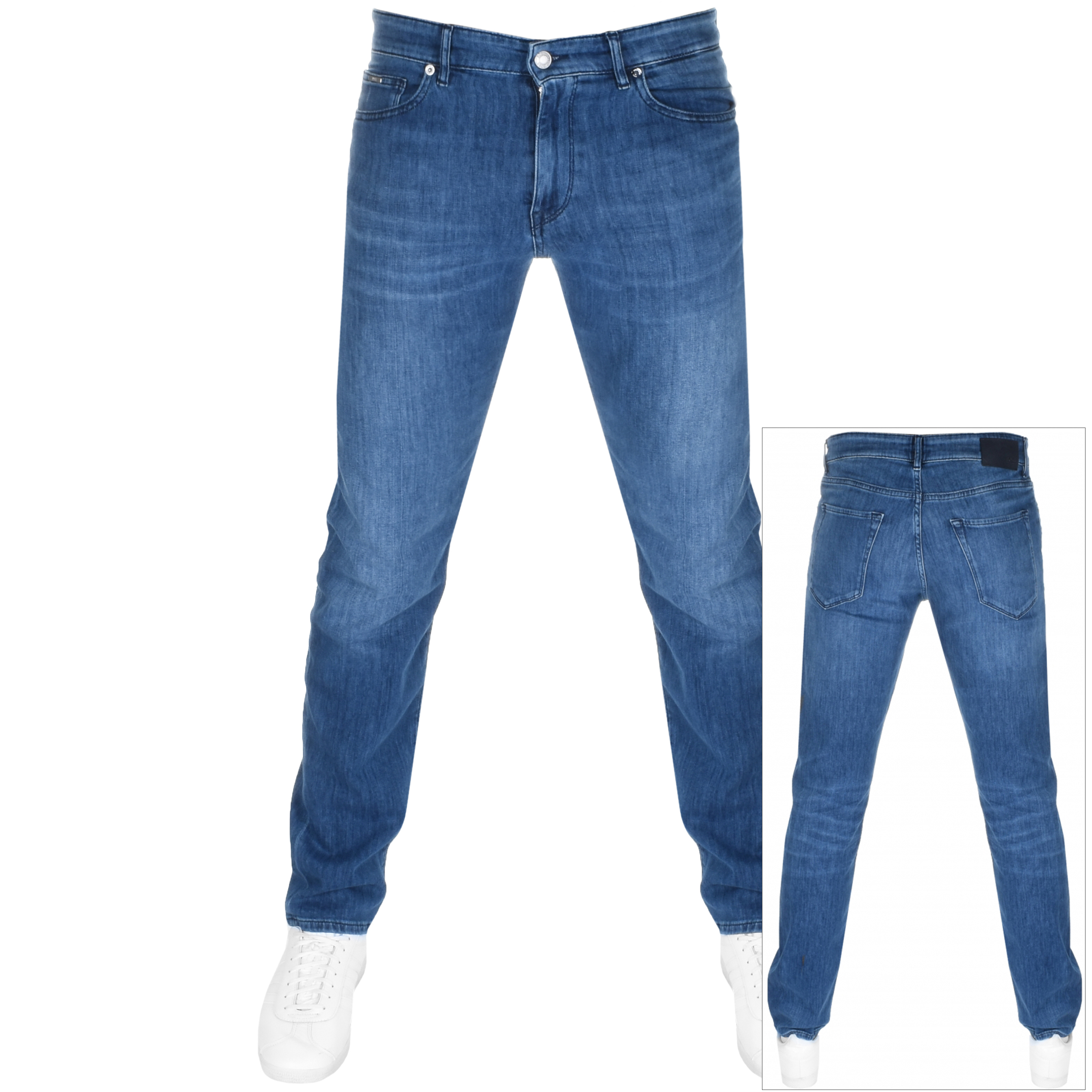 7c7e69fd Hugo Boss Jeans & Trousers | Boss Jeans | Mainline Menswear