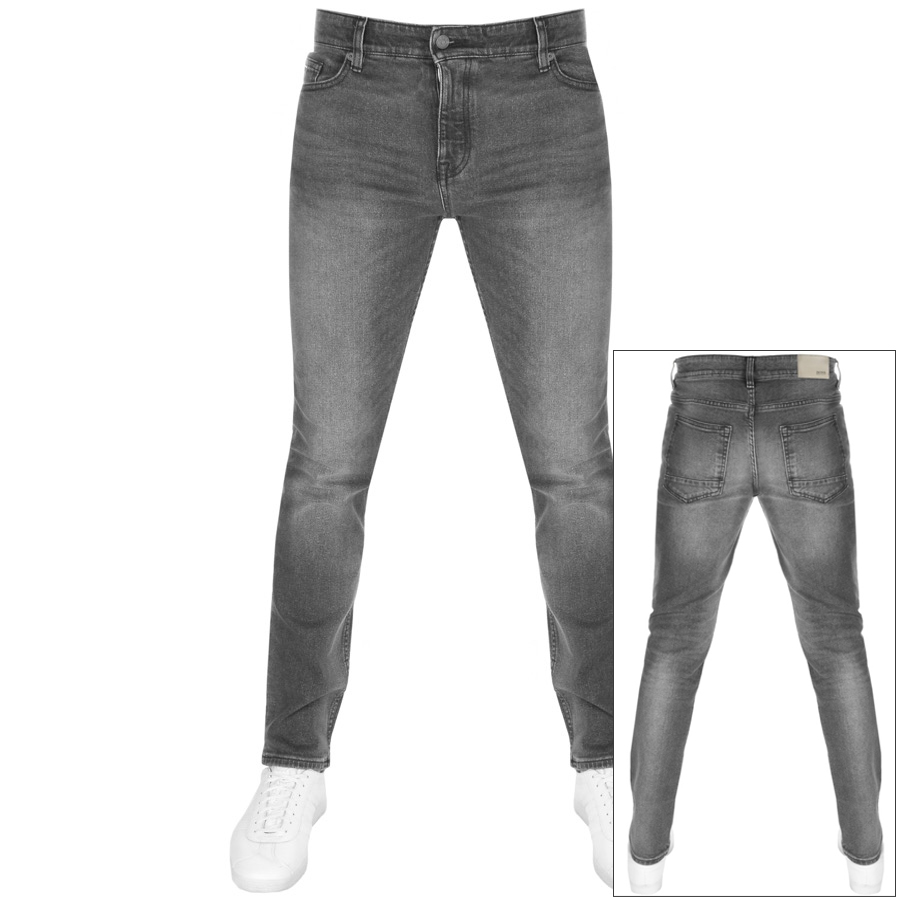 Main Product Image for BOSS Casual Maine Regular Fit Jeans Grey