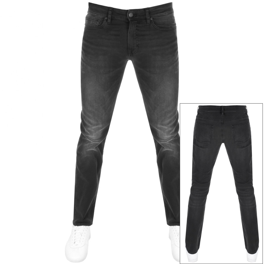 Main Product Image for BOSS Orange Delaware Slim Fit Jeans Grey