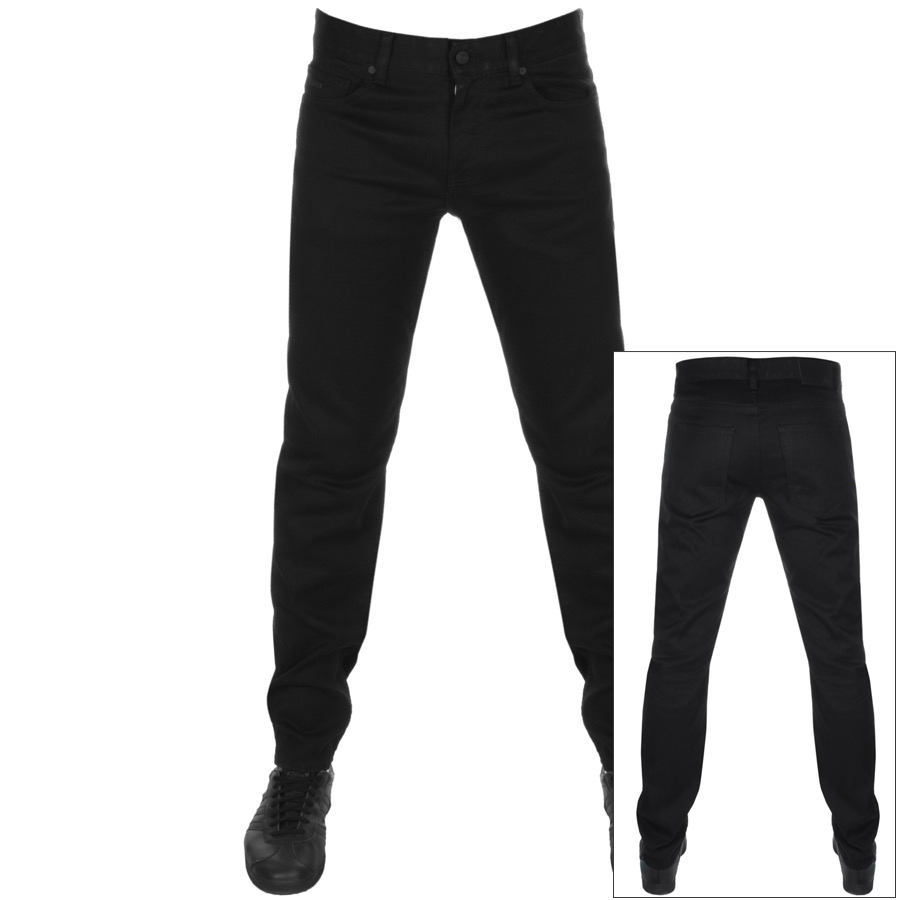 Main Product Image for BOSS Athleisure Delaware Trousers Black