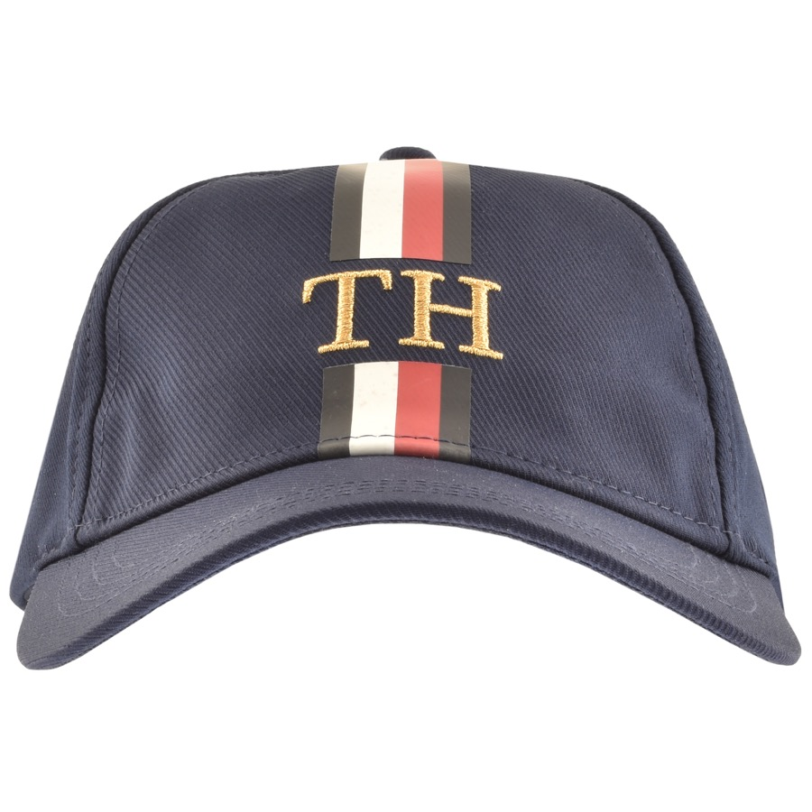 d2a8baee Tommy Hilfiger Icon Cap Navy | Mainline Menswear