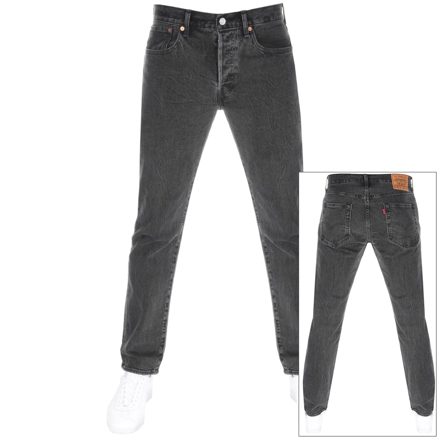 92f76a75 Alternative Image for ProductLevis X Justin Timberlake 501 Slim Fit Jeans  Black1 ...