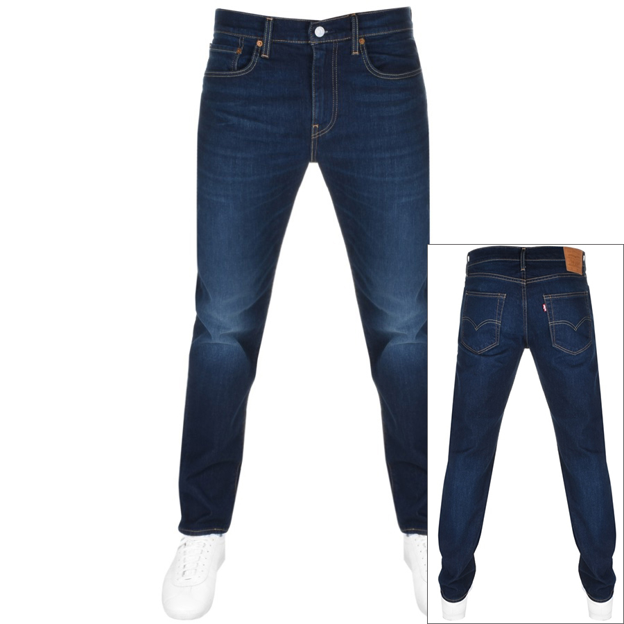 Main Product Image for Levis 502 Regular Tapered Jeans Blue