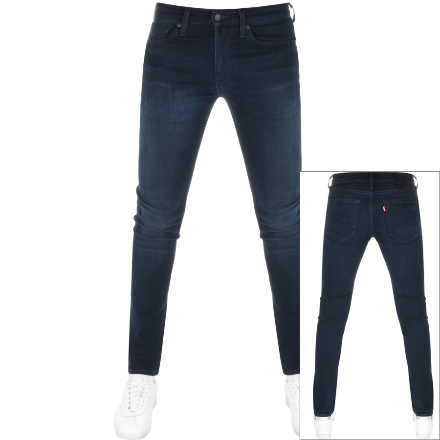 Main Product Image for Levis 511 Slim Fit Jeans Navy
