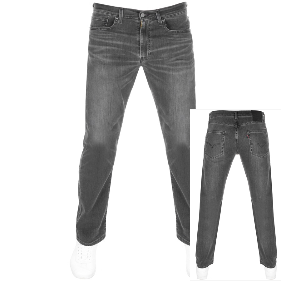 Main Product Image for Levis 502 Regular Tapered Jeans Grey