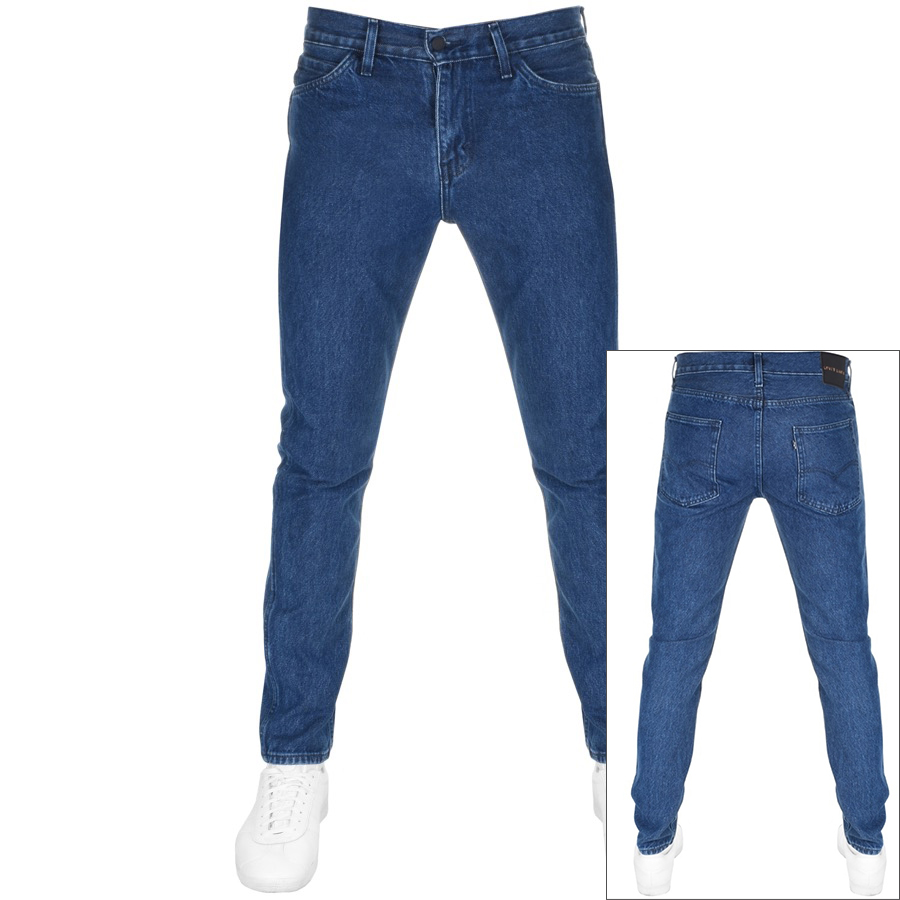 5f946833 Product Image for Levis Line 8 Slim Tapered 512 Jeans Blue