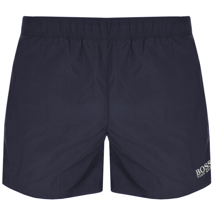 53718f74 Alternative Image for ProductBOSS HUGO BOSS Perch Swim Shorts Navy1 ...