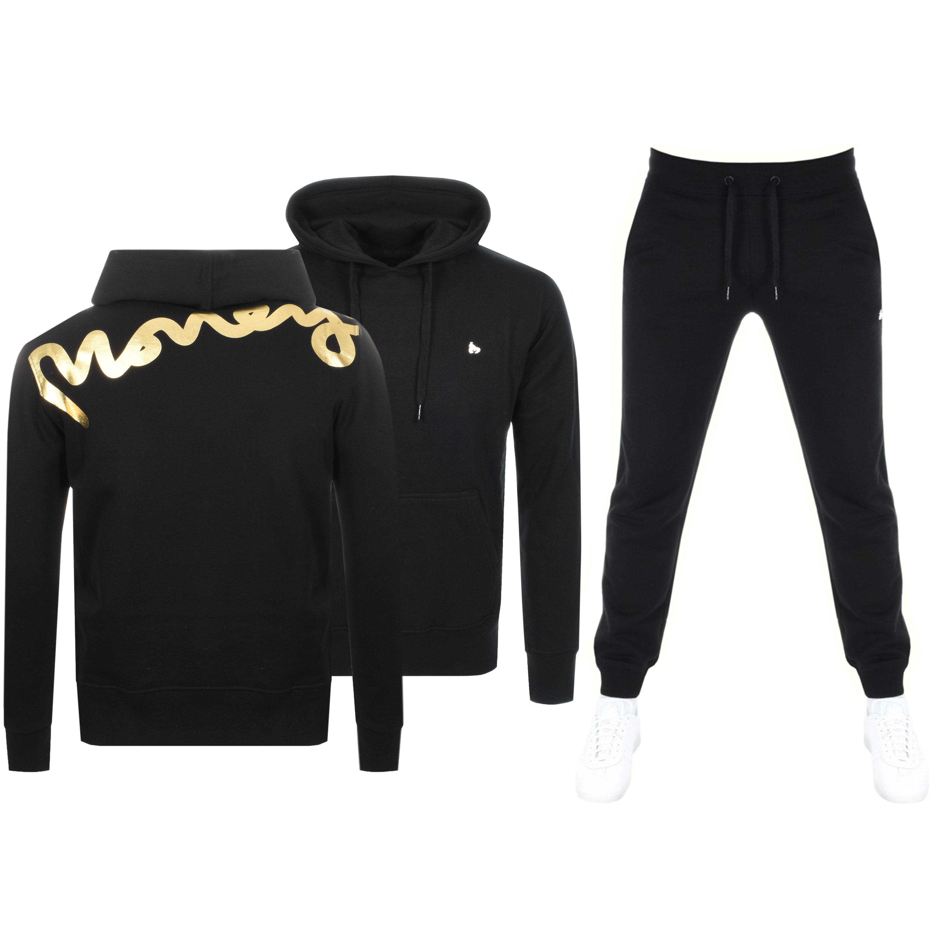 Main Product Image for Money Sig Ape Tracksuit Black