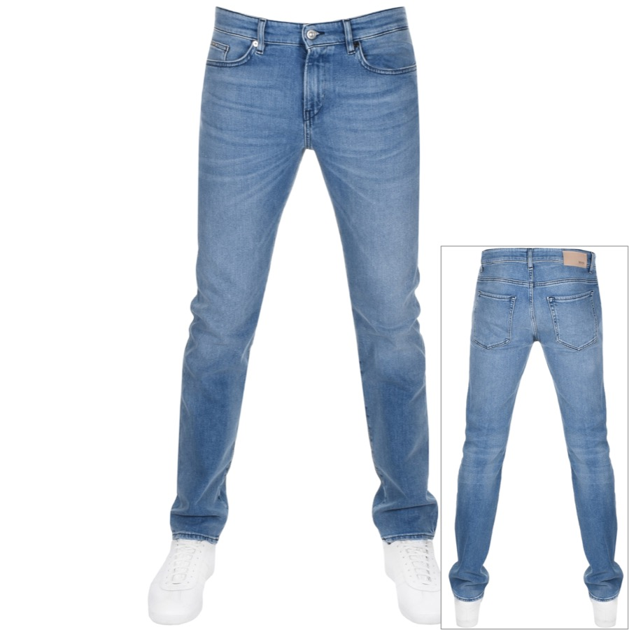 Main Product Image for BOSS HUGO BOSS Delaware 3 Jeans Blue