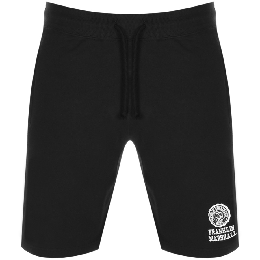 c2d6304e928 Product Image for Franklin Marshall Sweat Shorts Black