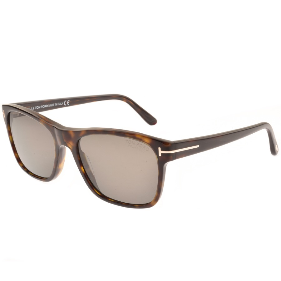 Tom Ford Giulio Sunglasses Brown