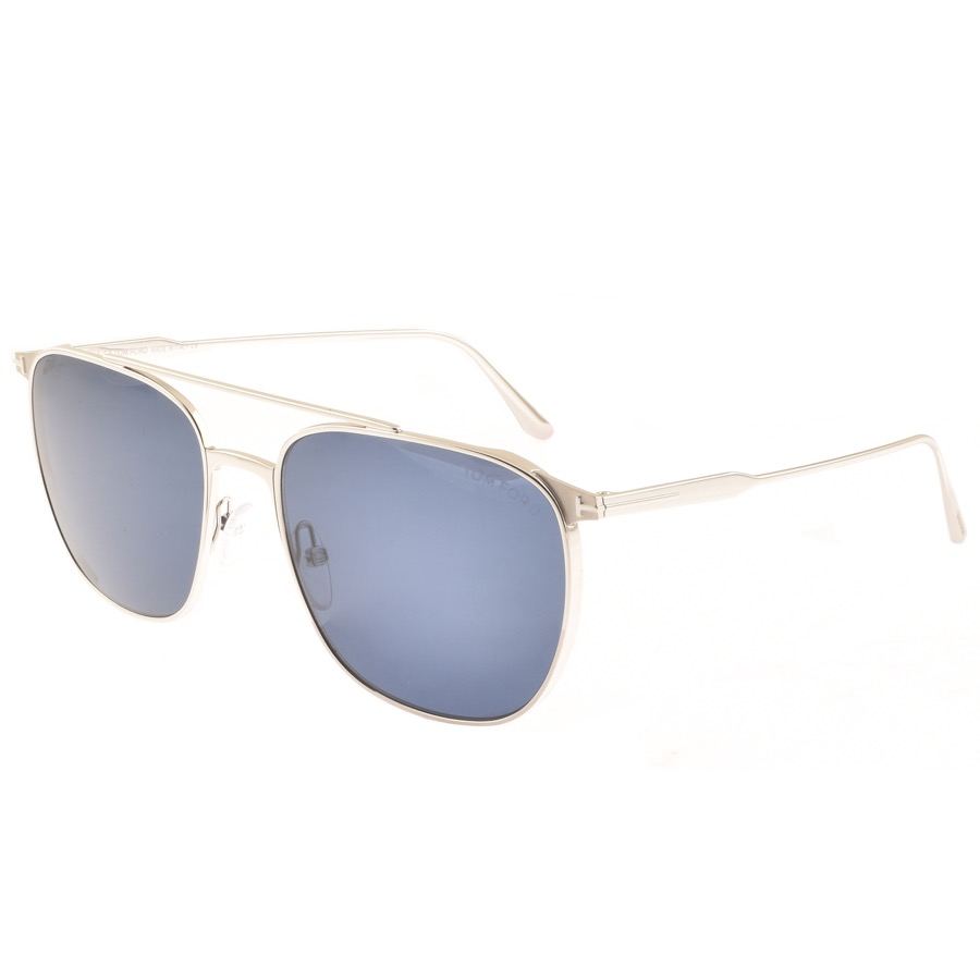 4bb6ba3f9c3 Product Image for Tom Ford Kip Sunglasses Silver