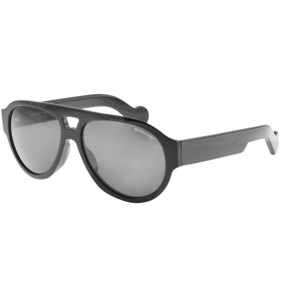 Moncler ML0095 01N Sunglasses Black