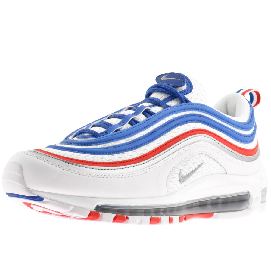 650aa877c6 Product Image for Nike Air Max 97 Trainers White
