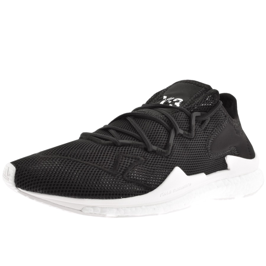 332f12306c8a Y3 Adizero Runner Trainers Black