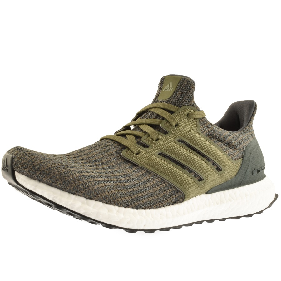 Main Product Image for adidas Originals Ultra Boost Trainers Green