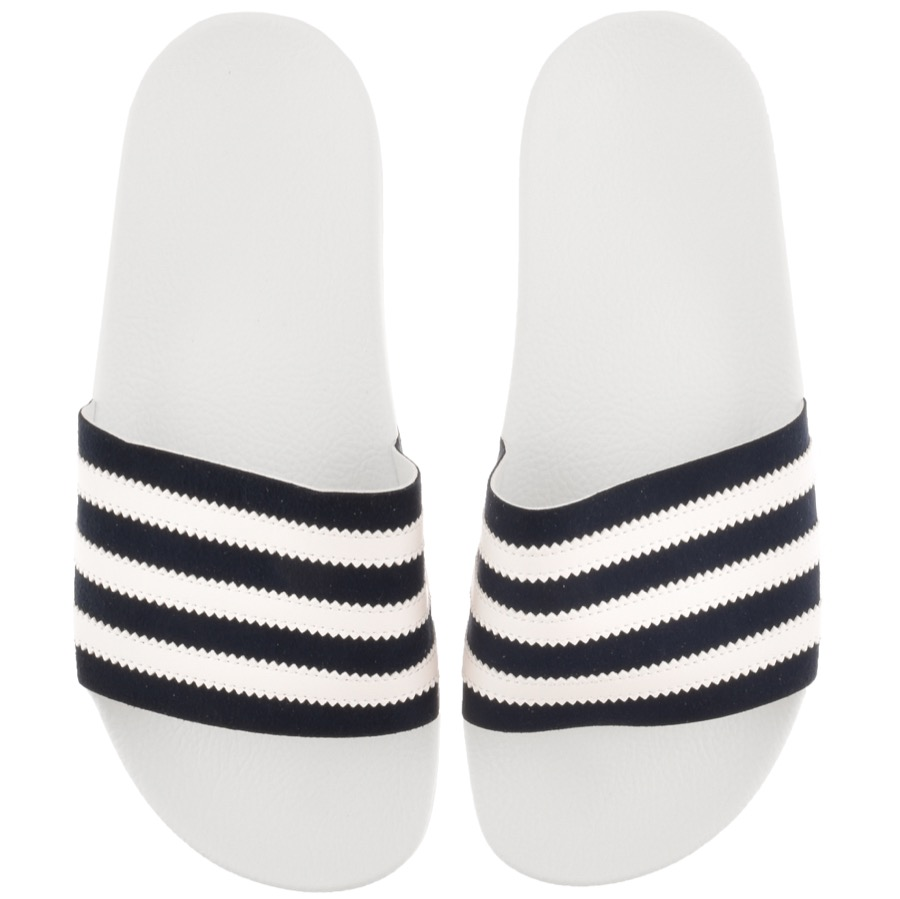 Main Product Image for Adidas Originals Adilette Sliders White