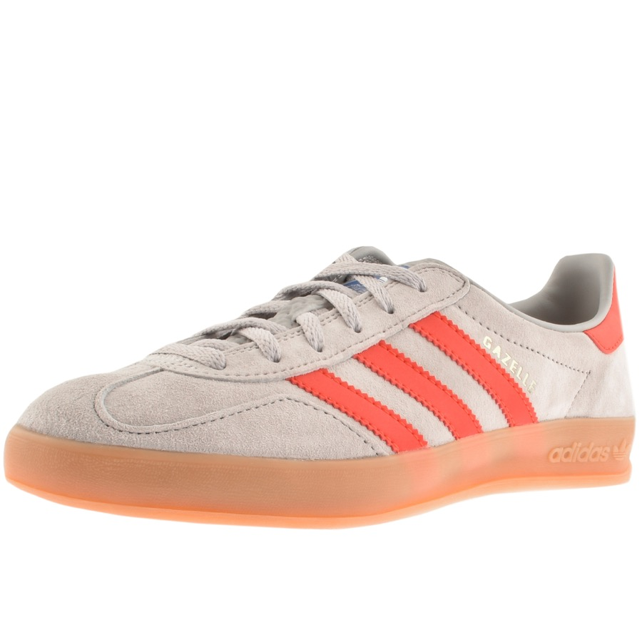 Main Product Image for adidas Originals Gazelle Trainers Grey
