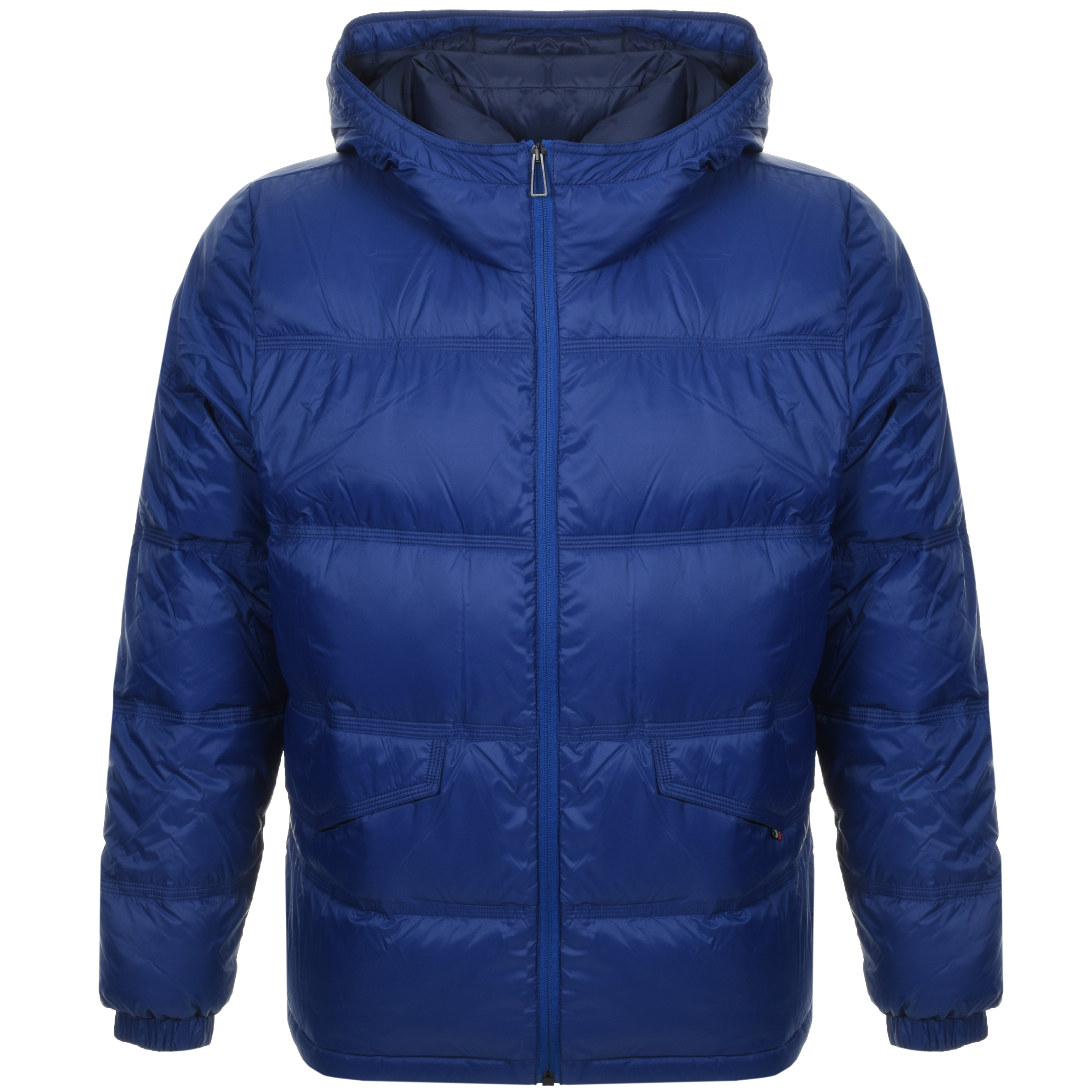 Main Product Image for PS By Paul Smith Hooded Down Jacket Blue
