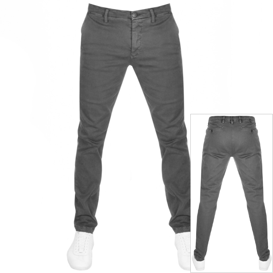 Main Product Image for Replay Zeumar Hyperflex Jeans Grey