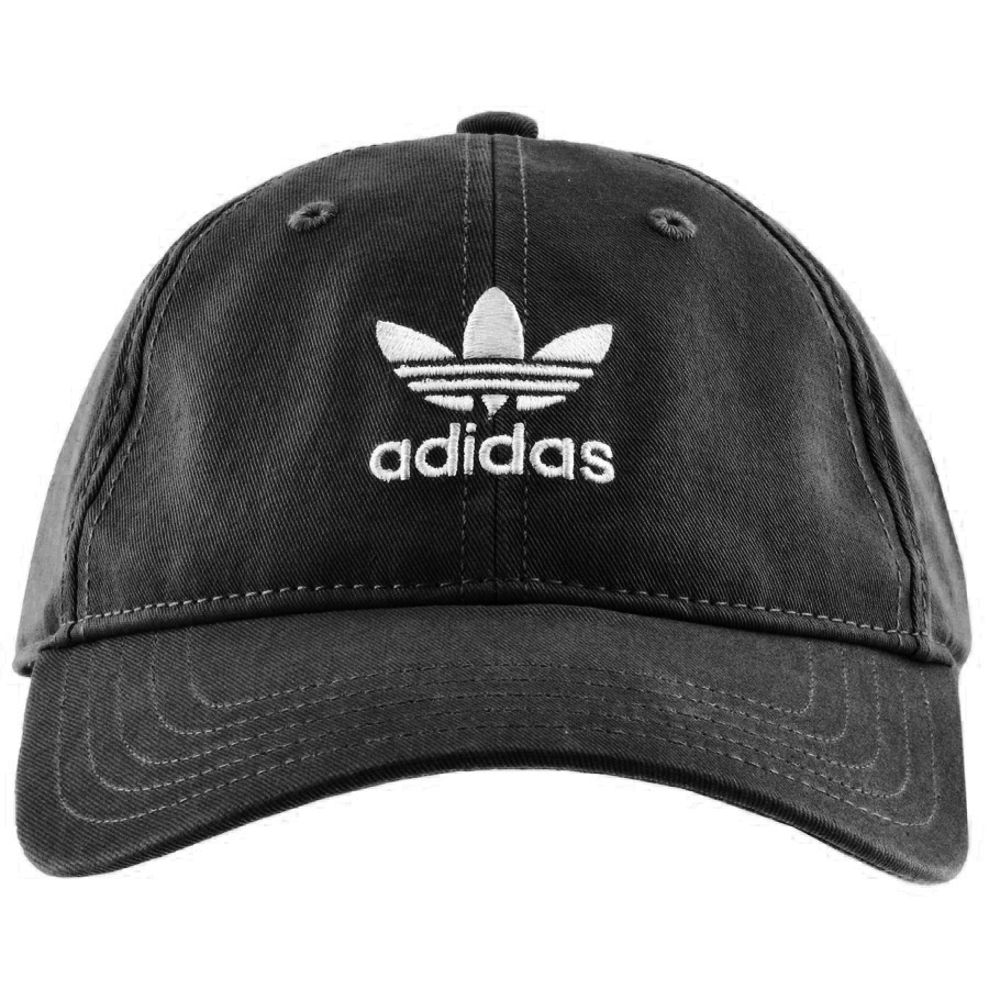 Main Product Image for Adidas Originals Adicolor Washed Cap Black