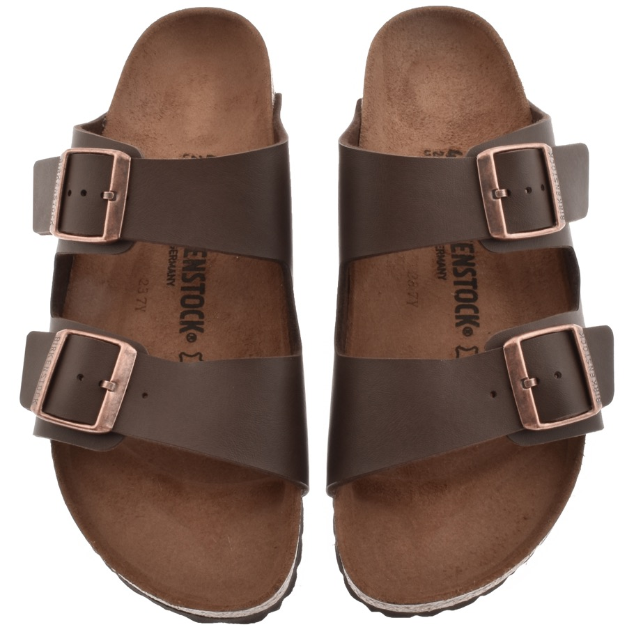 Birkenstock Arizona Sandals Brown