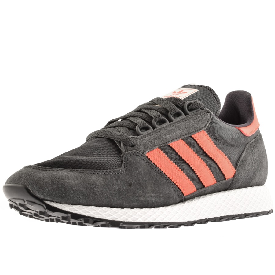 Main Product Image for Adidas Originals Forest Grove Trainers Grey