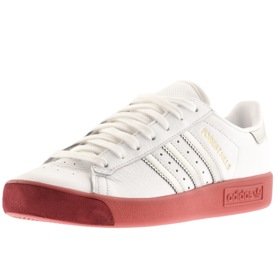 Main Product Image for adidas Originals Forest Hills Trainers White