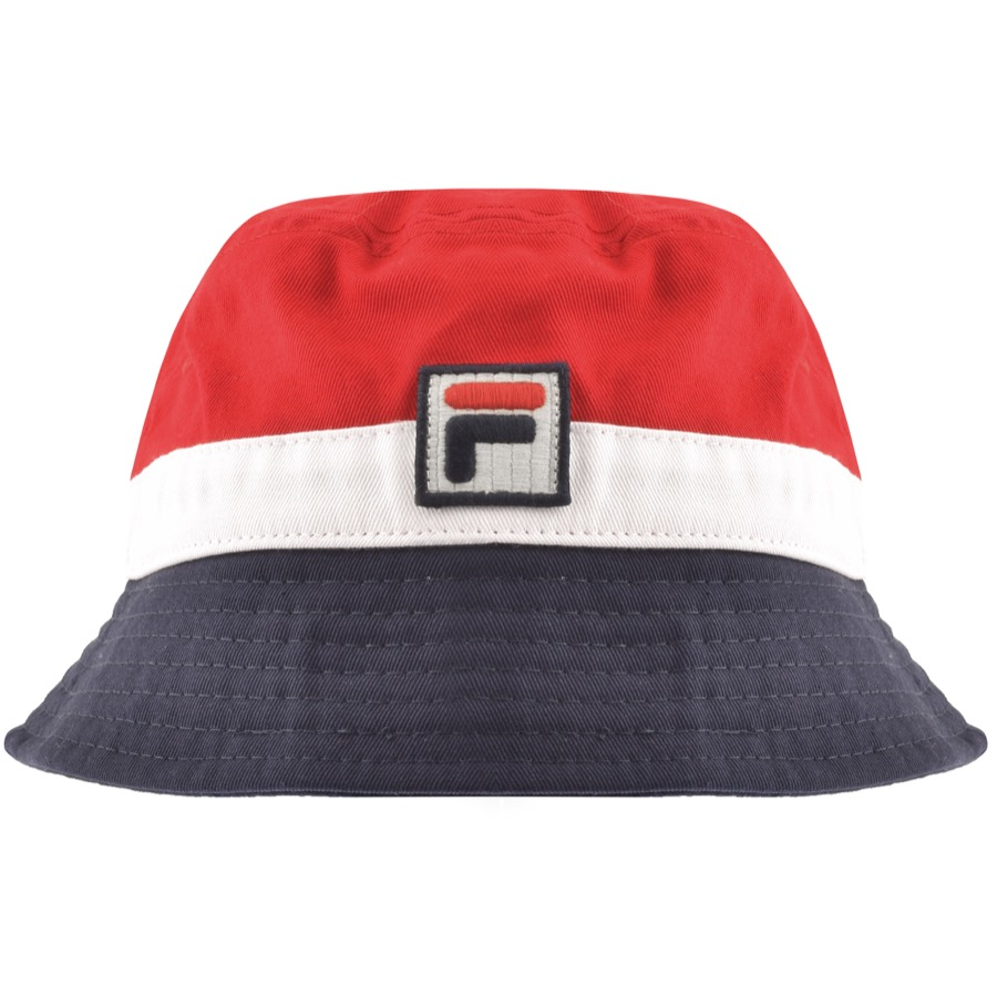 a7035c10769 Product Image for Fila Vintage Basil Bucket Hat Red