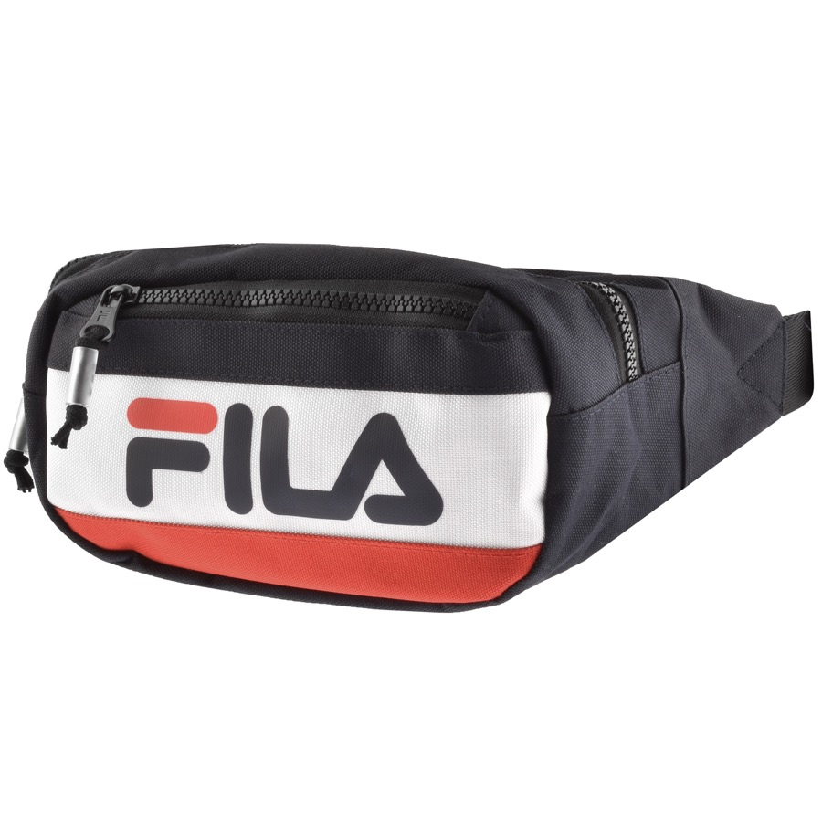 Main Product Image for Fila Vintage Henry Waist Bag Navy