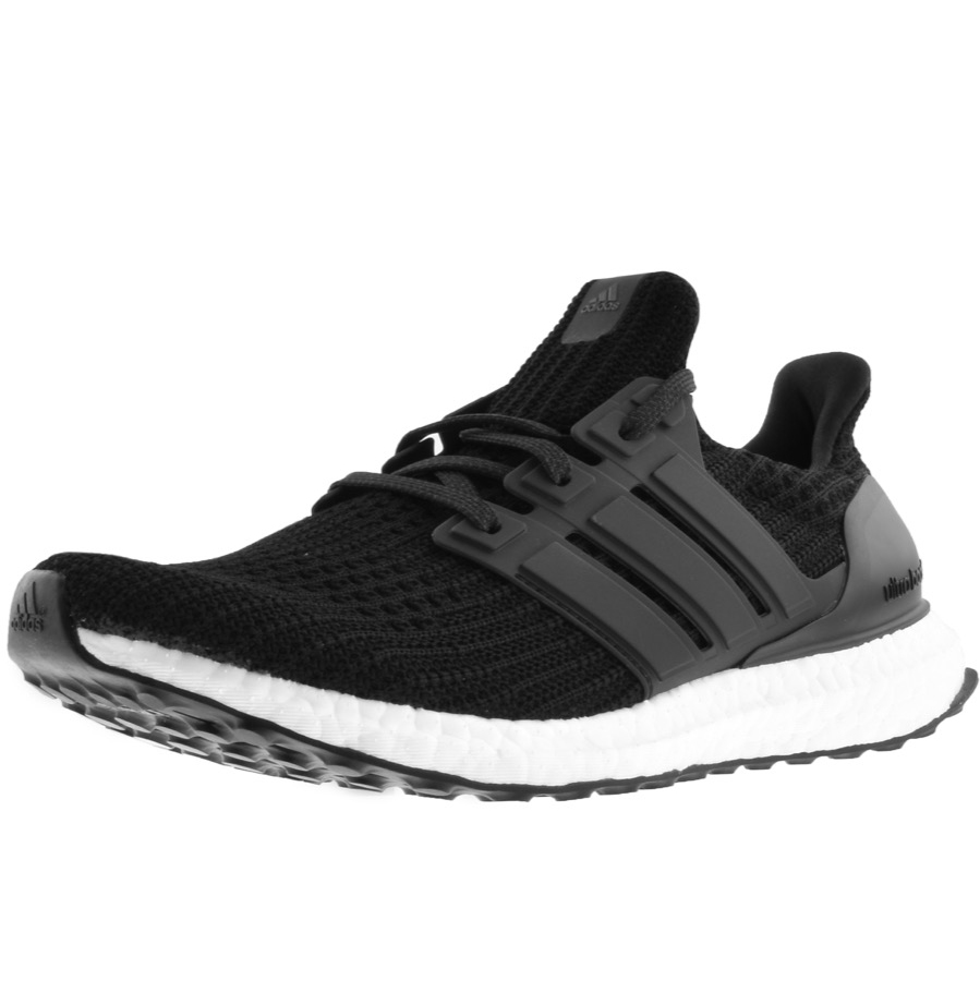 Main Product Image for adidas Originals Ultra Boost Trainers Black