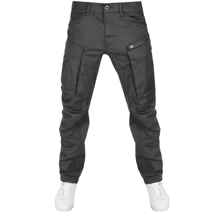 world-wide free shipping official shop brand new G Star Raw Rovic Tapered Trousers Grey | Mainline Menswear