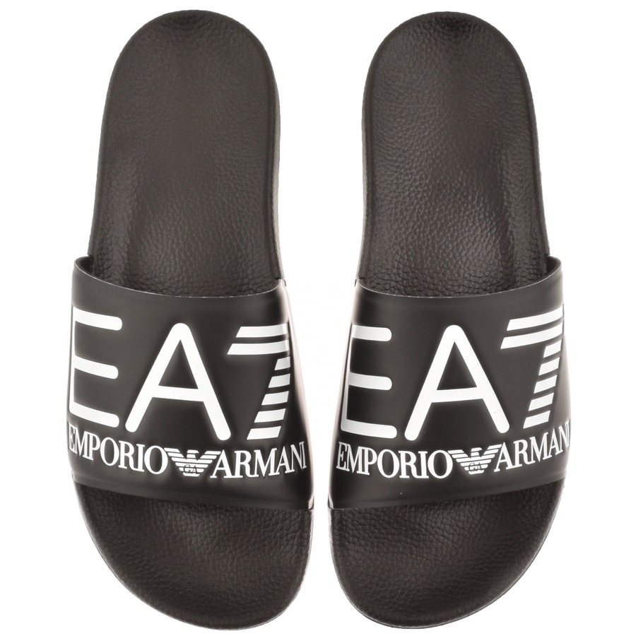 Main Product Image for EA7 Emporio Armani Visibility Sliders Black