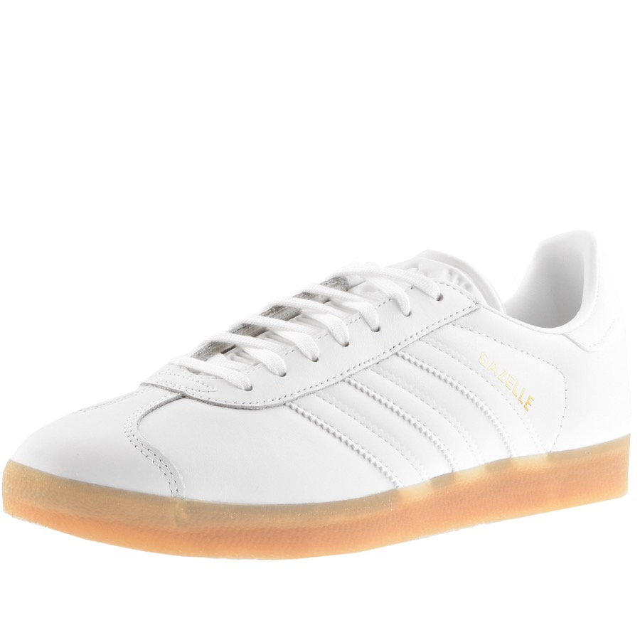 Main Product Image for adidas Originals Gazelle Trainers White