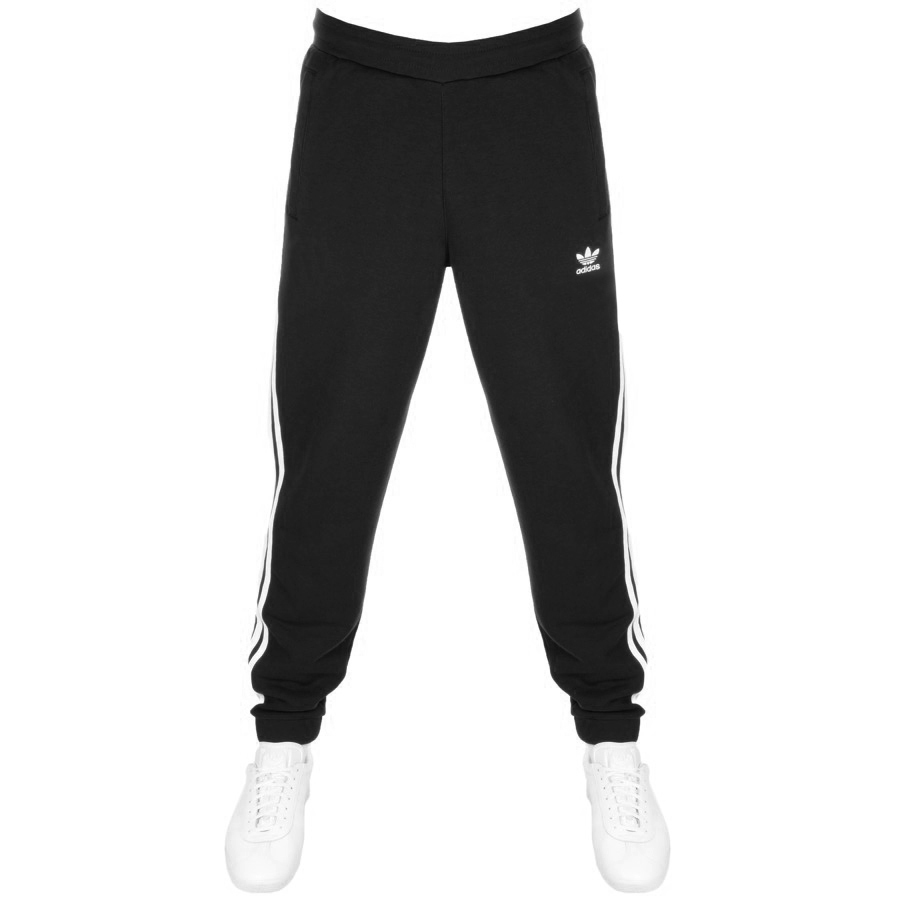Main Product Image for adidas Originals 3 Stripes Joggers Black