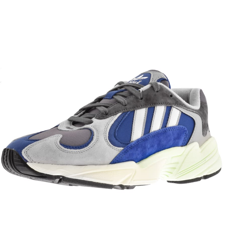 Main Product Image for Adidas Originals Yung 1 Trainers Grey