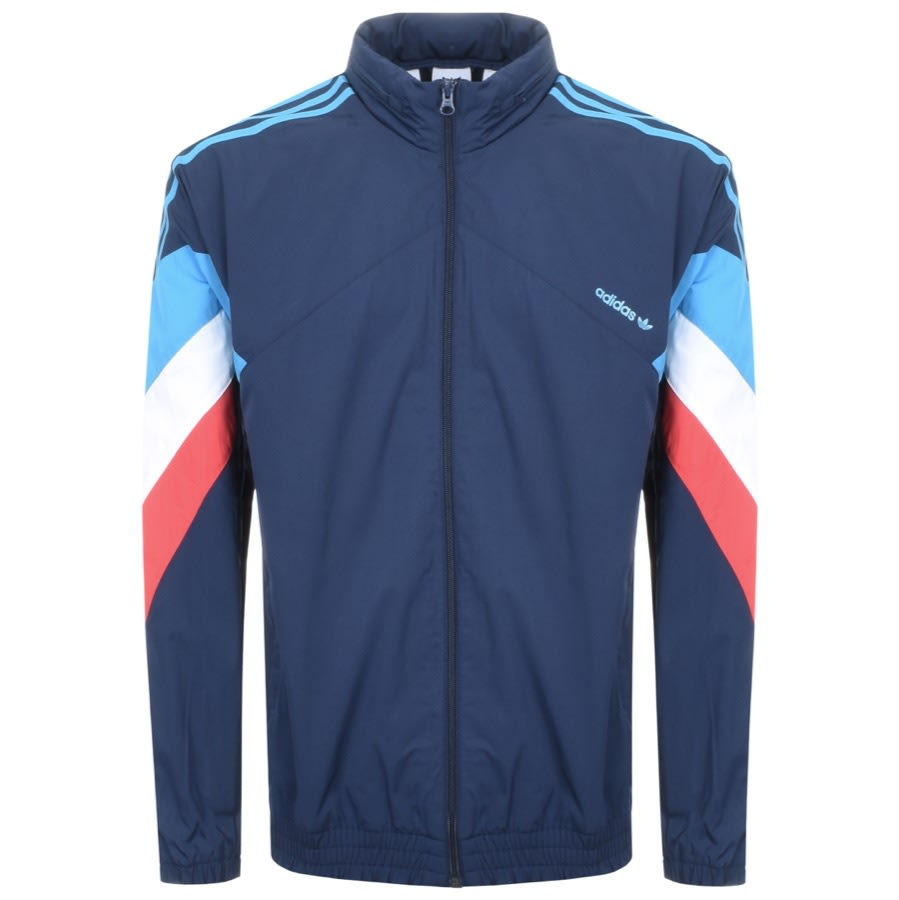 Main Product Image for Adidas Originals Palmeston Windbreaker Jacket Navy