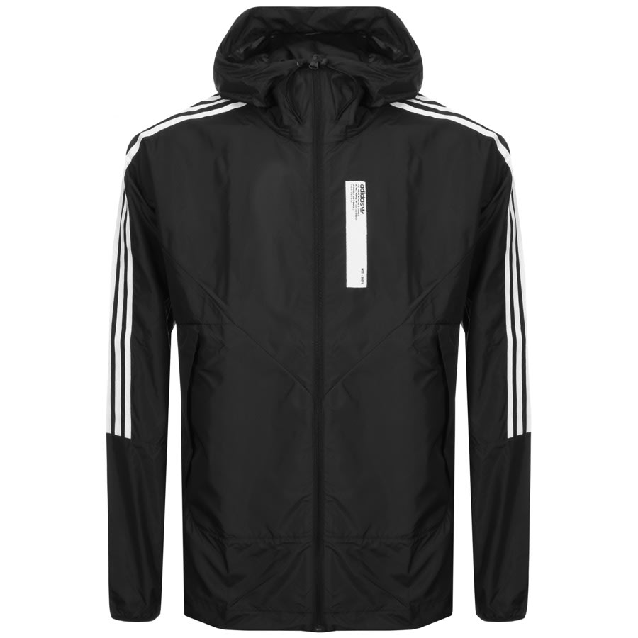 Main Product Image for Adidas Originals Karkaj Windbreaker Jacket Black