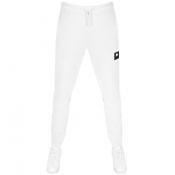 Money Real Cash Dollar Joggers White